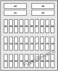 Fuse Box Diagram  U0026gt  Porsche 911  991   2012