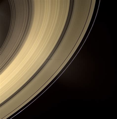 what is the color of saturn saturn s rings in color the planetary society