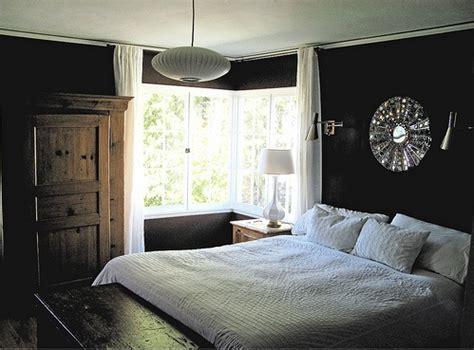 dark brown bedroom walls transitional bedroom