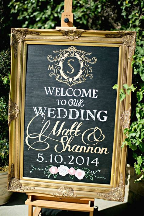 1000 Ideas About Chalkboard Wedding Signs On Pinterest