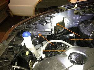 2013 Low Beam Bulb Replacement Issue