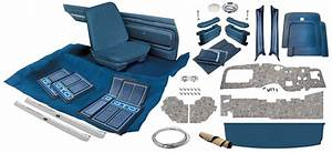 Interior Kit  1966 Gto  Lemans Stage Iii  Coupe   Opgi Com