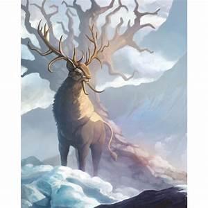 2018 Deer Mythical Animals Diy Diamond Painting Home Wall