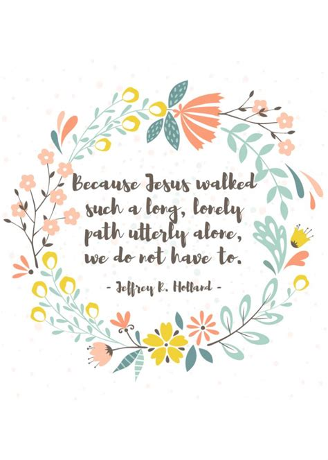 lds easter quotes festival collections