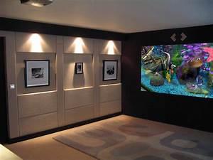 Videoprojecteur Salon : installateur home cinema centerblog ~ Dode.kayakingforconservation.com Idées de Décoration