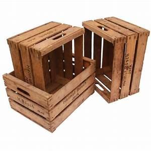Caisse En Bois à Donner : o trouver des caisses pommes en bois bois et ~ Louise-bijoux.com Idées de Décoration