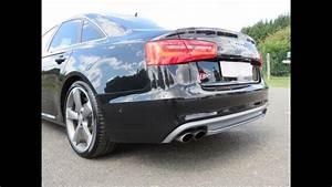 Engine Sound Audi S6 2012 V8 4 0 Tfsi 420hp Stronic