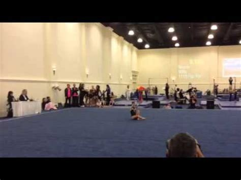 usag level 3 floor routine 2015 gymnastics level 3 floor routine 2015