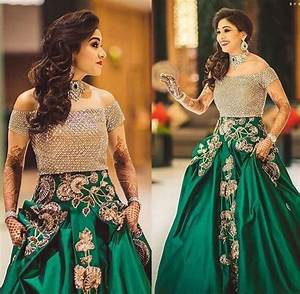 #VagabombPicks 30+ Gorgeous Sangeet Outfits for the Dancing Bride