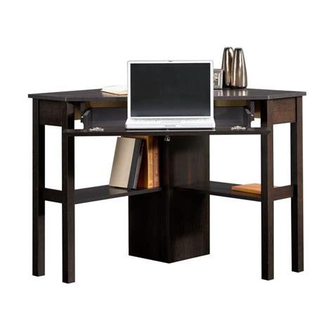 cherry corner computer desk corner computer desk cnc in cinnamon cherry 412314