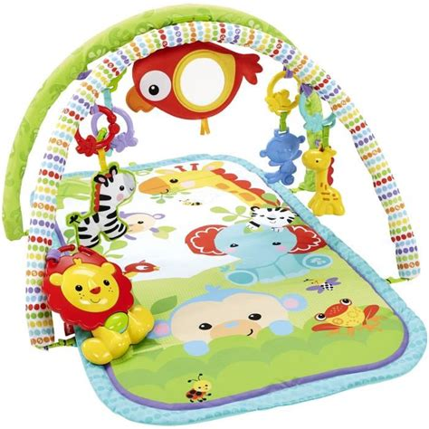 avis tapis d 233 veil fisher price amis de la jungle 3 en 1