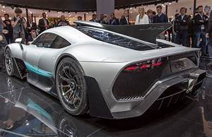 Amg Project One : file mercedes amg project one back img wikimedia commons ~ Medecine-chirurgie-esthetiques.com Avis de Voitures