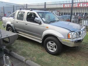 Nissan Navara D22 Zd30 Diesel 2005 Wrecking