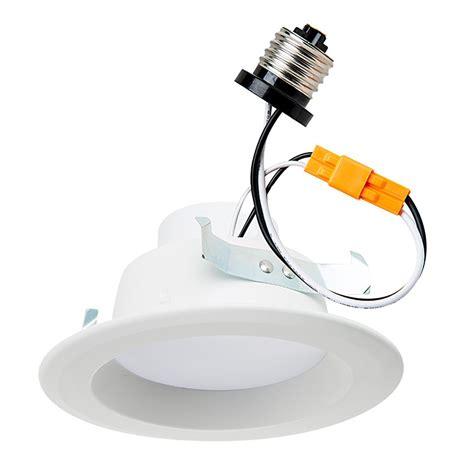 led can light bulbs retrofit led can lights for 6 quot fixtures 130 watt