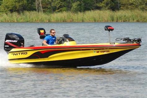 Used Nitro Boats For Sale In Sc by Nitro 901 Sc Boats For Sale