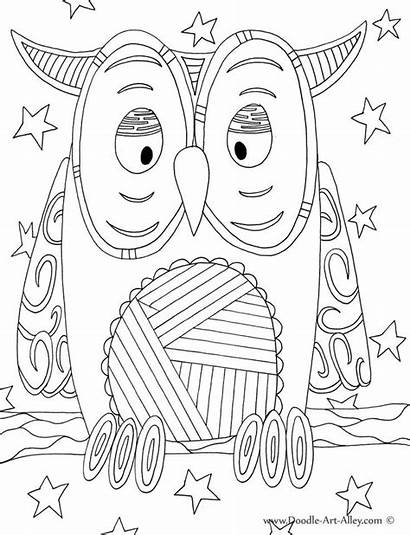 Doodle Alley Quotes Clipart Coloring Pages Clipground