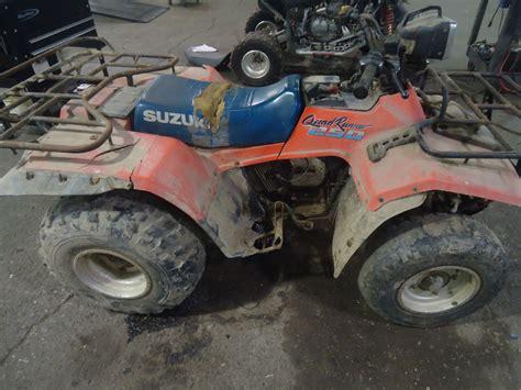 Suzuki Ltf250 by 88 89 Suzuki Ltf250 250 Runner Quadrunner Frame