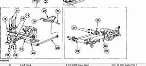 2003 F250 Supperduty Front Axle Diagram