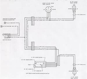 1995 Camaro Power Window Wiring Diagram