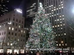 rockefeller center christmas tree lighting 2017 best private views