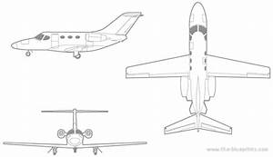 Cessna Citation Mustang Blueprints Free