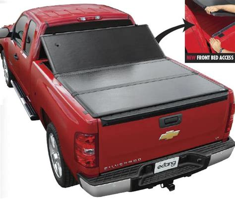 extang encore hard folding tonneau covers for chevy and