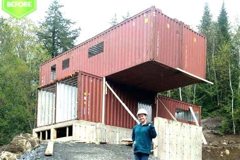 Was Kostet Ein Seecontainer by Haus Aus Containern Kosten Lueduprep