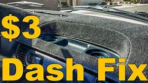 How To Fix Your Broken Wobbling Dash For  3