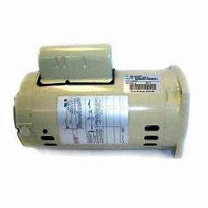 A O  Smith 3  4 Hp  1 Hp 115v 230v Motor Sq Flange