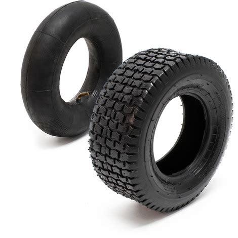 chambre à air tracteur pneu pour tracteur à pelouse 16x6 50 8 4pr avec chambre à
