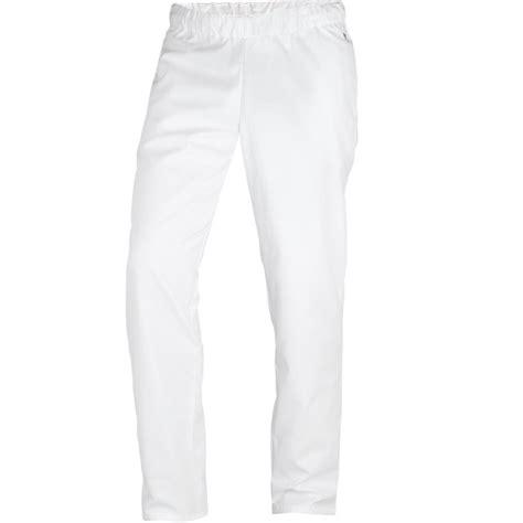 bp cuisine pantalon de cuisine blanc confortable quot bp quot de chez bp