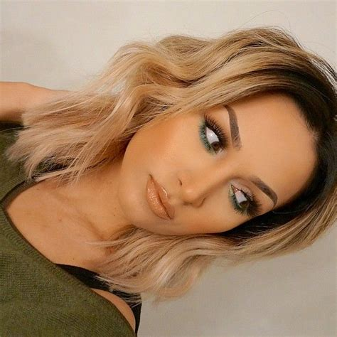 popular latest ombre hair color hairstyling trends