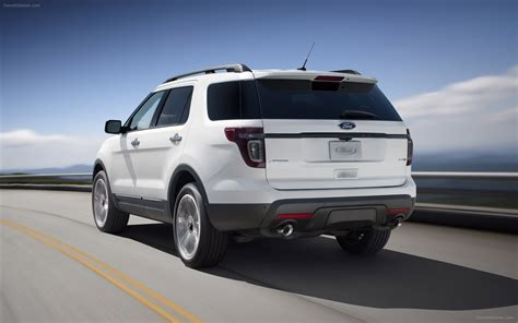 cars ford explorer ford explorer sport 2013 widescreen exotic car picture 07