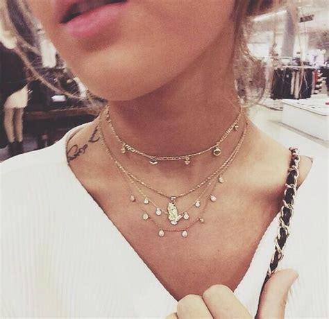 jewels gold jewelry necklace boho hipster cute gold