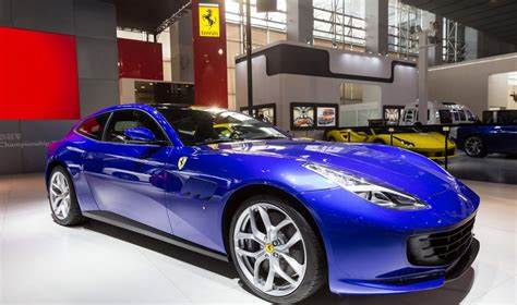 New Gtc4lusso T by Gtc4lusso T Makes Debut In China S Auto Guangzhou