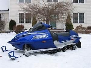 2001 Yamaha Srx 700 Hp