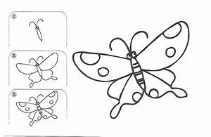 drawings by kids | Kids learn to draw insects, teaching ...