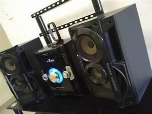 Equipo De Sonido Panasonic Sa Ak450