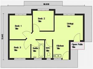 Cheap 3 bedroom house plan 3 bedroom house plan south for 3 bedroom house plans with photos