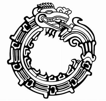 Aztec Ouroboros Tattoos Quetzalcoatl Dragon Tattoo Serpent