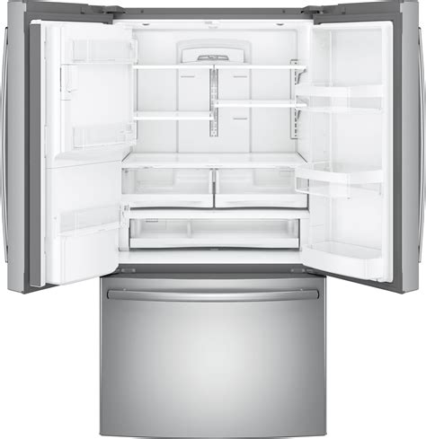 gfegskss ge   cu ft french door refrigerator stainless steel