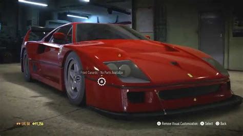 F40 Top Speed by Need For Speed 2015 F40 Top Speed Acceleration