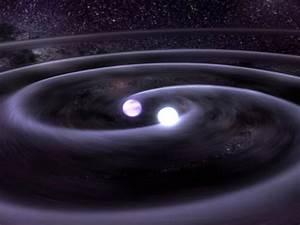 NASA - White Dwarf Star Spiral