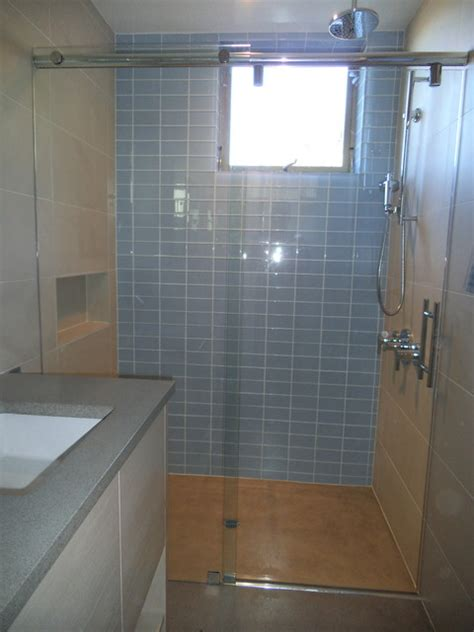 Glass Shower Enclosure Kits by Glass Shower Enclosures Contemporary Shower Stalls And
