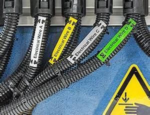 Etiquette Cable Electrique : tiquette polyester pour c bles en ext rieur tamzag ~ Premium-room.com Idées de Décoration