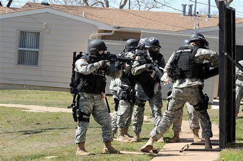 Swat Team Member Job Information