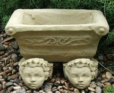 concrete angel pot feet arizona pottery pot feet home