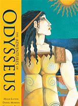 Image result for odysseus by hugh lupton