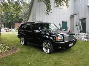 Gotlade1 1999 Cadillac Escalade Specs  Photos  Modification Info At Cardomain