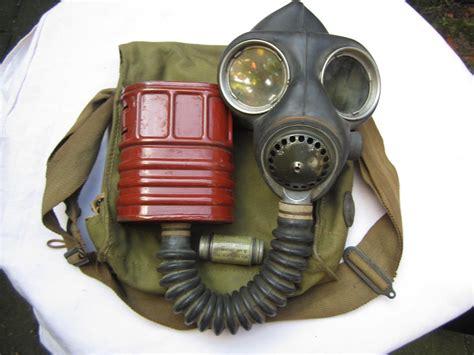 captain jacks militaria ww2 british gasmask bag